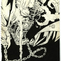Spawn I drew back in '96